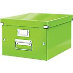 Boite de rangement Leitz WOW Click & Store Vert 37 x 28,1 x 20 cm