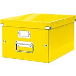 Boîte de rangement Leitz Click & Store WOW Jaune 28,1 x 37 x 20 cm
