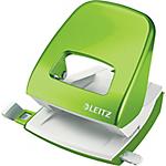 Perforateur de bureau Leitz NeXXt WOW Vert