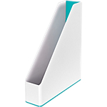 Porte revues Leitz 72 x 256 x 260 mm Blanc, Bleu