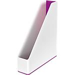 Porte revues Leitz 72 x 256 x 260 mm Blanc, Violet