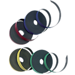 Rubans magnétiques Nobo 5 x 2000 mm Assortiment