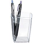 Pot à crayons CEP 530 Cristal 7,4 x 7,4 x 9,5 cm Transparent