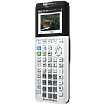 Calculatrice Graphique Texas Instruments TI 83 Premium CE Edition Python Blanc
