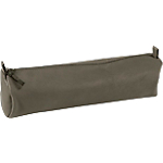 Trousse ronde Clairefontaine Gris