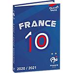Agenda Quo Vadis Équipe de France 12 x 17 cm 1 Jour par page 2020, 2021