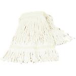 Franges coton avec bande ROZENBAL 80 cm
