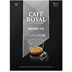 Capsules de café Ristretto CAFE ROYAL PRO – 48 unités