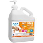 Gel microbilles pour les mains Fast Clean 3.8 L