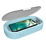 Stérilisateur UV portable muvit Smartphones USB Vert