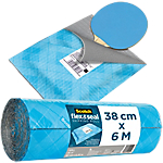 Rouleau d'expédition Flex & Seal Scotch 6m x 38cm