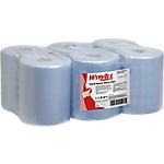 Bobine bleue à dévidage central WypAll® L10 Hygiène & Surfaces Alimentaires 6223   6 rouleaux de 430 feuilles