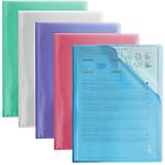 Protège documents OXFORD 2ND LIFE PP 60 A4 Coloris aléatoire
