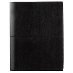 Agenda semainier Hamelin 21 x 27 cm 1 Semaine sur 2 pages 2021 Noir