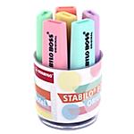 Surligneurs en pot STABILO BOSS Original Assortiment   6 Unités
