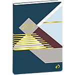 Agenda semainier Quo Vadis Le semainier à l'horizontale ! 1 Semaine sur 2 pages 2020, 2021 Bleu
