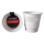 Gobelets pré dosés Cappuccino Nescafé   20 Unités