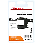 Cartouche jet d'encre Office Depot Compatible Brother LC227XL Noir