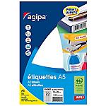 Étiquettes APLI Agipa Blanc 160 x 220 mm 1152 Unités