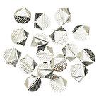 Boîte de 1000 coins de lettres aluminium Graphos