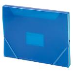 Trieur à soufflets Office Depot 6 compartiments Bleu