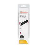 Cartouche jet d'encre Office Depot Compatible HP 971XL Magenta CN627AE