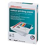 Ramette de papier de 500 feuilles   Office Depot   Color   A4 90g
