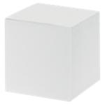Bloc cubes Niceday 90 x 90 mm Blanc 700 Feuilles