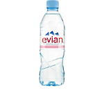 Eau minérale Naturelle Non aromatisé Evian 50   24 Bouteilles de 500 ml