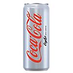 Coca Cola Light Canette   24 Unités de 330 ml