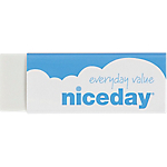 Gomme Niceday White Duoplast Eraser