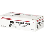 Pinces double clip Office Depot   12 Unités
