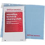 Lingettes microfibres Office Depot