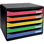 Module de classement Dauphin Big Box Plus Horizon Multicolore