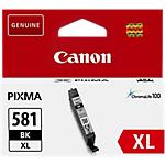 Cartouche jet d'encre Canon D'origine CLI 581BK XL Noir
