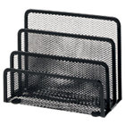 Trieur de courrier Office Depot Mesh Noir