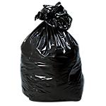 Sacs poubelle pour conteneur Niceday Noir 1310 x 1350 cm   100 Unités