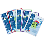 Porte documents Exacompta 5729E A4+ 20 Assortiment 5 Unités