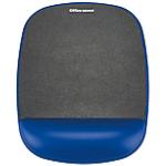 Tapis de souris Office Depot Gel Noir, Bleu