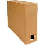 Boîtes transfert Exacompta 25,5 (H) x 34 (l) cm Beige