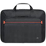 Sacoche de transport Nylon MOBILIS Executive 2 Un Clamshell 005023 Noir, Rouge