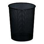 Corbeille à papier Rolodex Noir