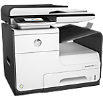 Imprimante tout en un HP PageWide Pro 477dw Couleur Jet d'encre A4