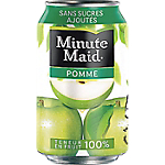 Minute Maid Pomme Canette   330 ml