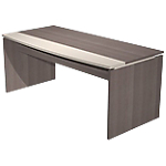 Bureau manager BusinessLine 1 800 x 870 x 740 mm Imitation cèdre, beige