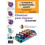 Classeur SMARTFOLDER 420302 80 g