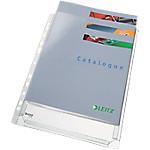 Pochettes perforées Leitz Maxi A4 Transparent   5 Unités