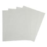 Couvertures Plastique 300 µm ELAMI A4 Transparent   100 Unités