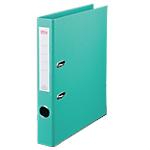 Classeur à levier Office Depot Plasticolor 50 mm Carton 2 Anneaux A4 Vert