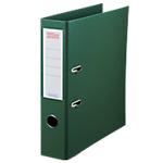 Classeur à levier Office Depot Plasticolor A4 2 anneaux 80 mm Vert